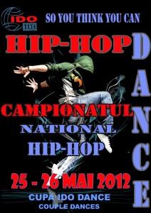 Afis IDO Dance Marghita 2012