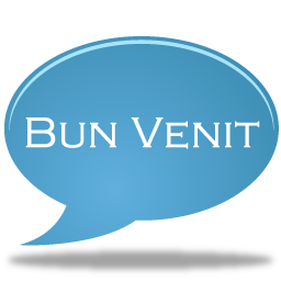 Bun Venit