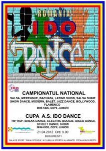 Campionat National si Cupa A.S IDO DANCE