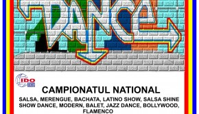Campionat National si Cupa A.S IDO DANCE