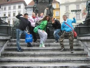 Trupa de dans Crazy Dancers Crew