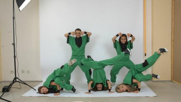 Trupa de Dans Crazy Kids