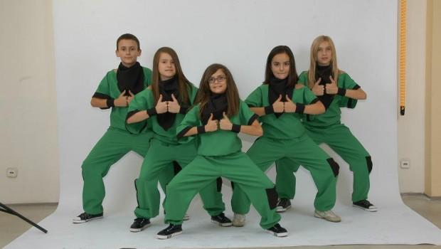 Trupa de Dans Crazy Kids Satu Mare