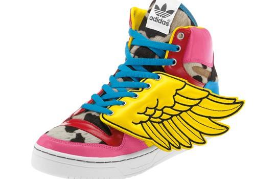 Adidas Model Nou Js Wings Leather