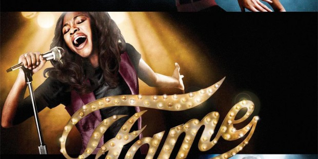 Poster de la filmul de dans Fame
