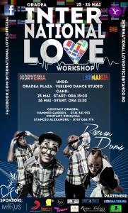 International Love Dance Workshop