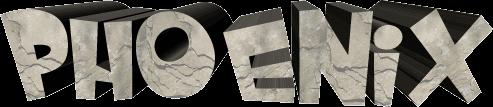 Logo-ul scolii de dans Phoenix