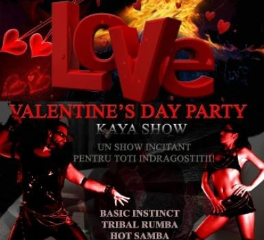 Trupa de dans Kaya Show de Valentine`s Day