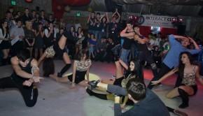 Spectacol al trupei de dans Motion