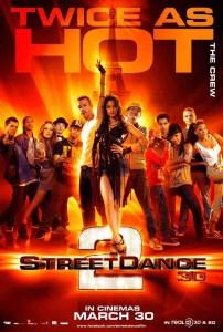 Filmul cu dans Street Dance 2 Poster
