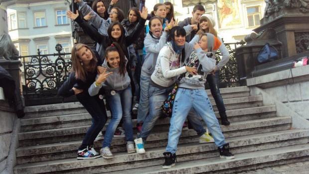 Trupa de dans Feat Team 2