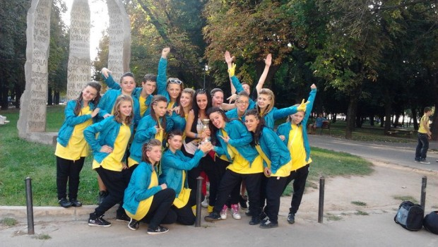 Trupa de dans Feat Team