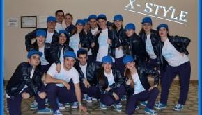 Dansatorii trupei de dans X-Style