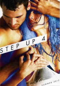 Filmul cu dans Step Up 4