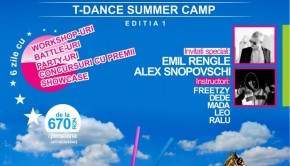 Tabara de dans T-DANCE SUMMER CAMP