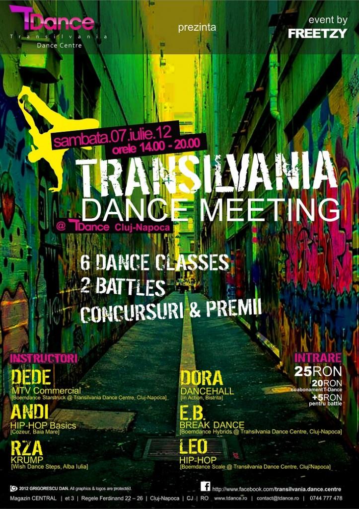 Transilvania Dance Meeting