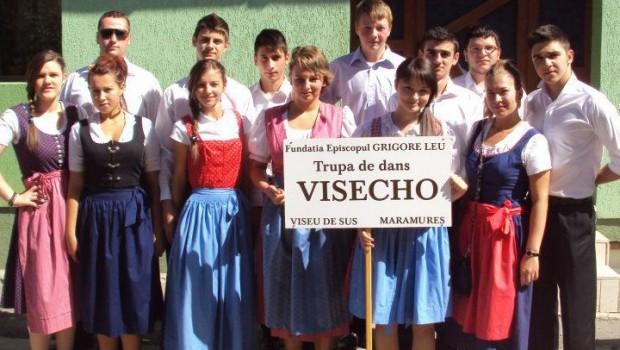 Trupa de dans Visecho