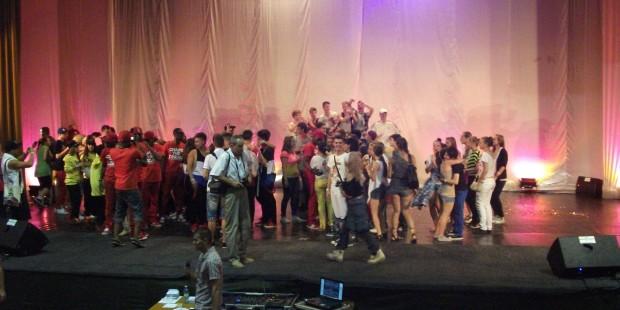 Galerie foto de la concursul de dans Nymphea Dance 2012