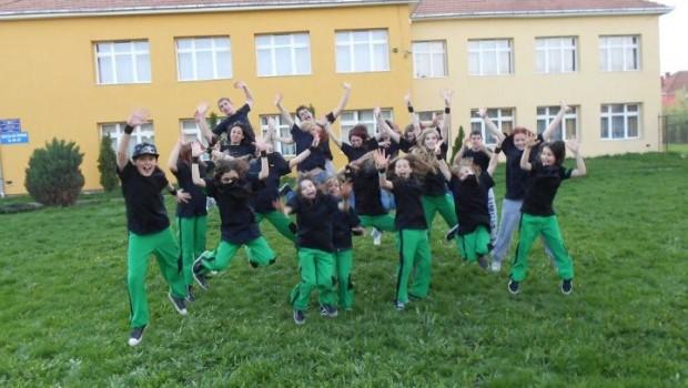 Dansatori ai clubului de dans Crazy Dancers Satu Mare