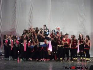 Rezultatele concursului de dans Nymphea Dance 2012 1