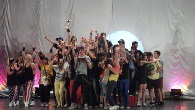 Rezultatele concursului de dans Nymphea Dance 2012 2