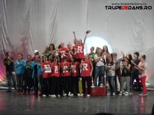 Rezultatele concursului de dans Nymphea Dance 2012 3