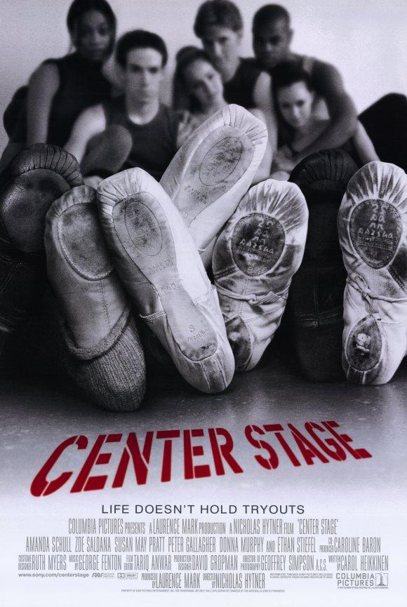 Filmul cu dans Center Stage