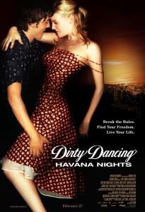 Filmul de dans Dirty Dancing Havana Nights