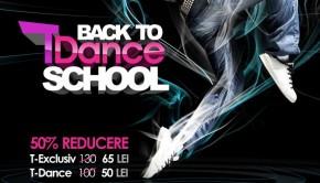 Reduceri mari la scoala de dans T-Dance din Cluj Napoca