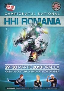 Concursul de dans HHI Romania 2013