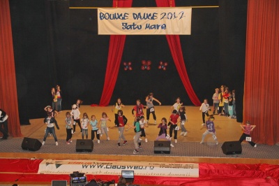 Concursul international de Hip Hop si Break Dance Bounce 2013 Satu Mare