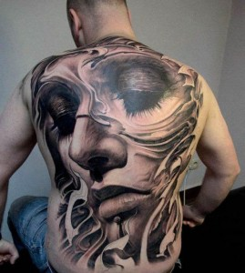 Poza tatuaj dansator 4