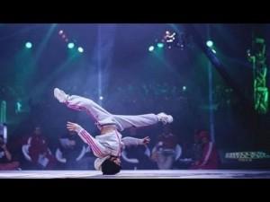 Cea mai tare dansatoare de break dance 2013