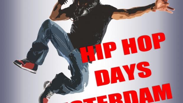 Concursul European de dans Hip Hop - Amsterdam