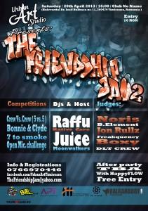 Concursul de dans Friendship Jam 2