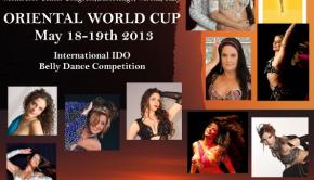 Concursul international de dans oriental Bussolengo