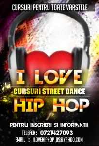 Cursuri de dans Hip Hop in Ploiesti