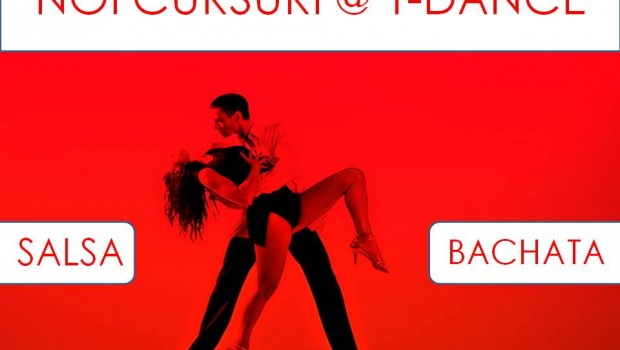 Cursuri de dans Salsa si Bachata la T-Dance Cluj-Napoca