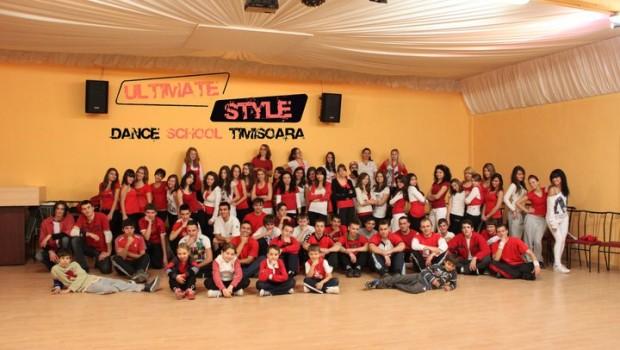 Scoala de dans Ultimate Style Dance School Timisoara
