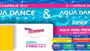 Tabara de dans Aqua Dance Holiday