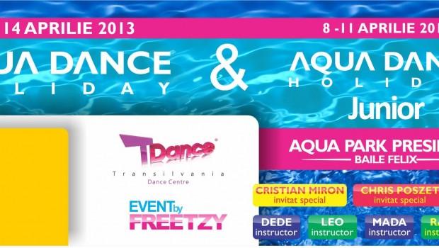 Tabara de dans Aqua Dance Holiday