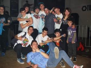 Trupa de dans OneWay Crew Brasov